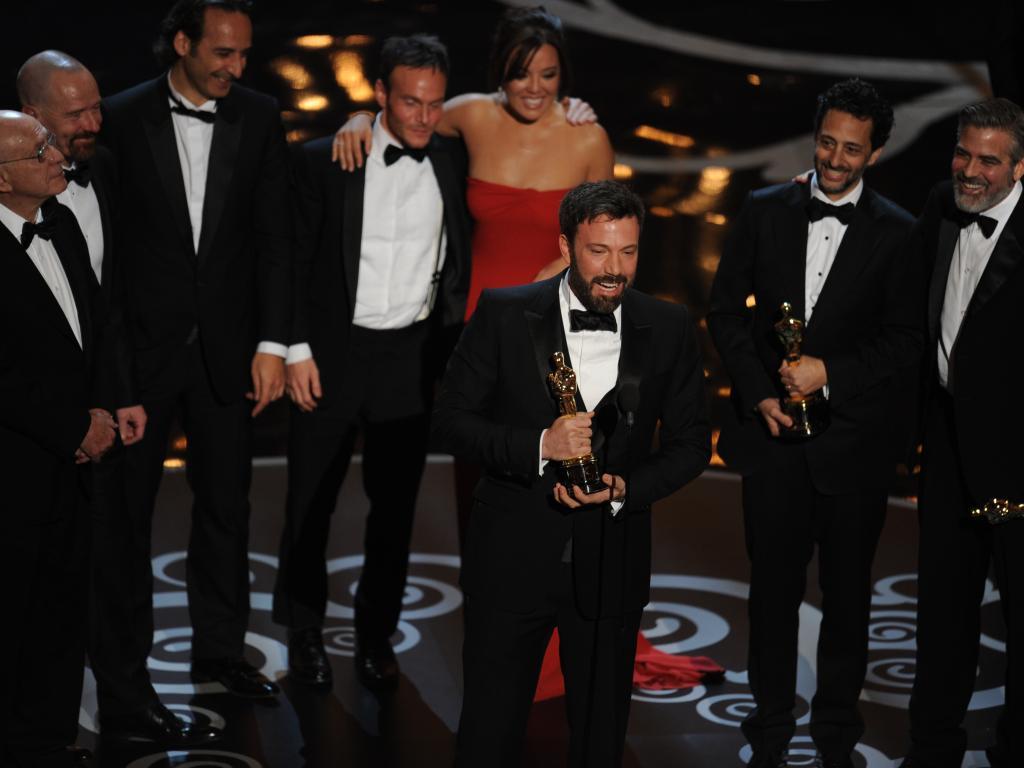 Oscars - de baard