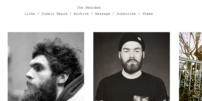 The Bearded - de baard