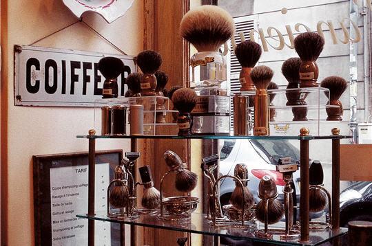 Barbier - de baard