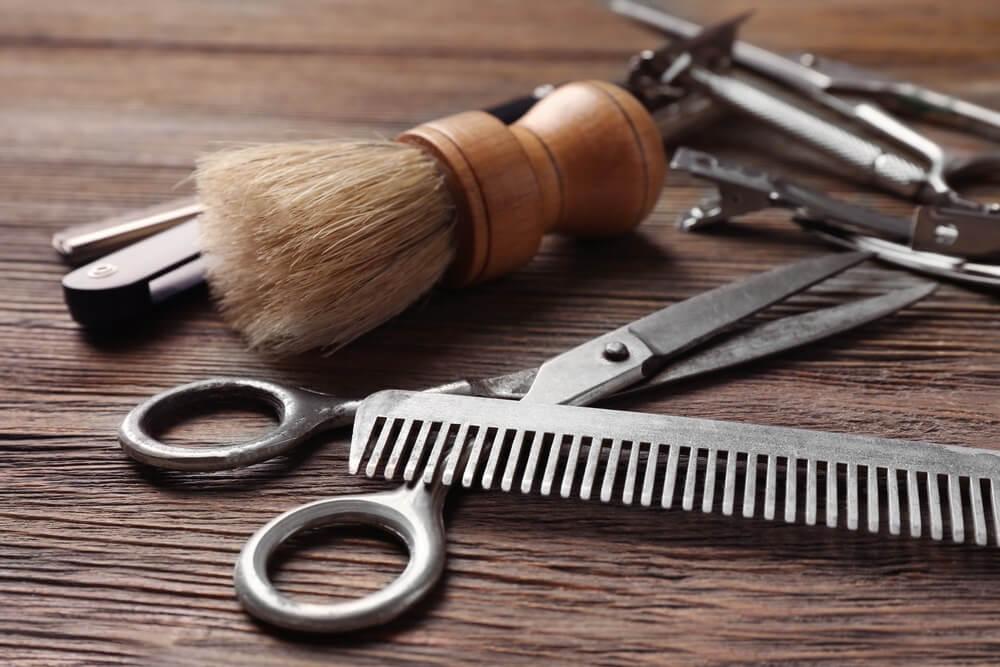 Barbershop benodigheden