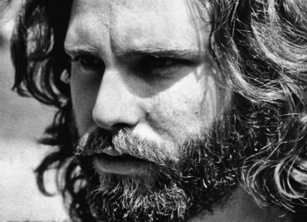 Top 10 De allercoolste baarden uit de rockgeschiedenis - Morrison - de baard