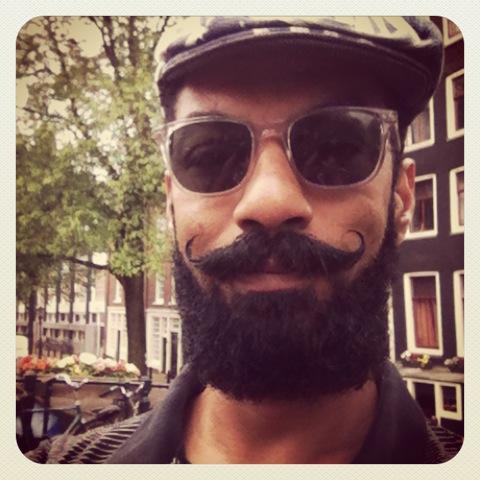 De baard van Ricardo