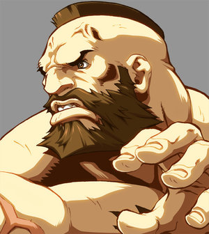 3 Street Fighter - Zangief