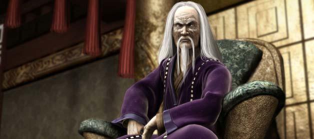 7 Shang Tsung