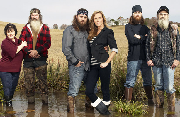 Duck Dynasty Family Pictures Beard