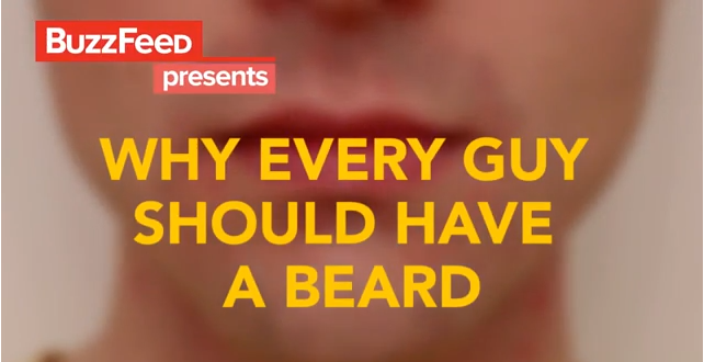 Why Every Man Needs A Beard