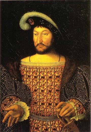 Koning Frans I