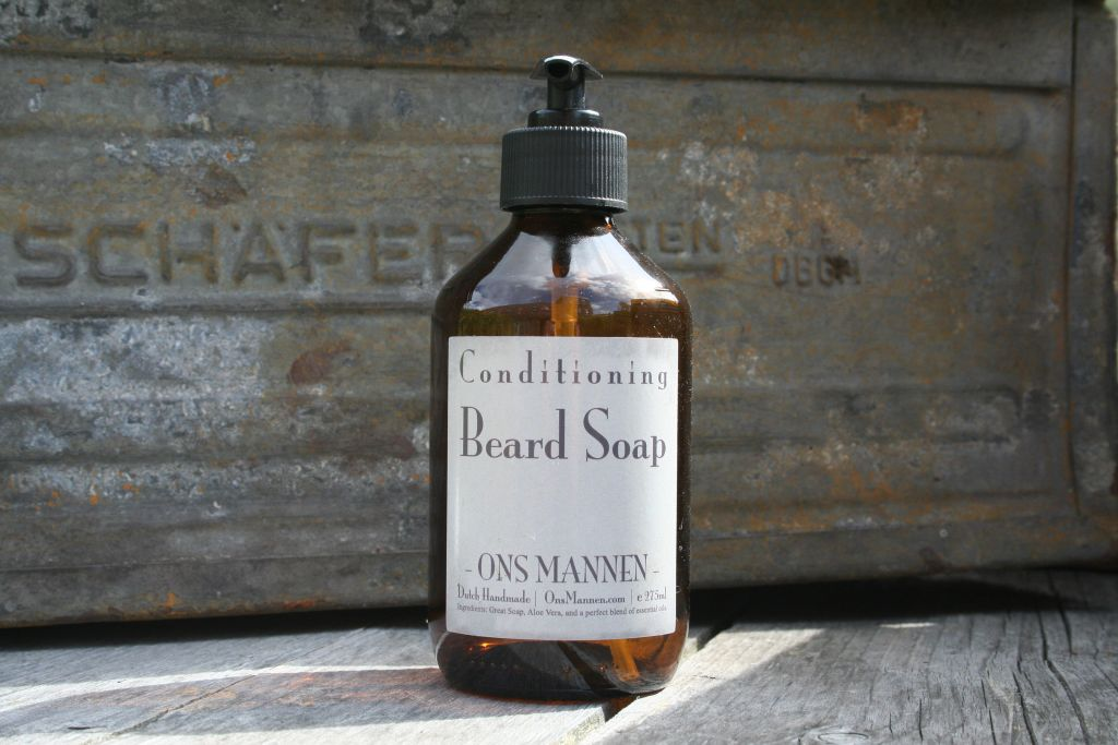 Conditioning Beard Soap