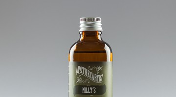 Review Apothecary 87 Milly's Baardolie