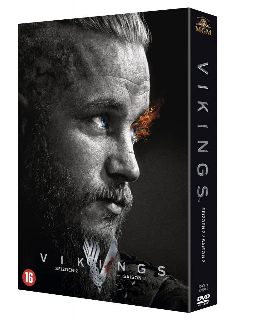 Vikings S2 DVD_3D