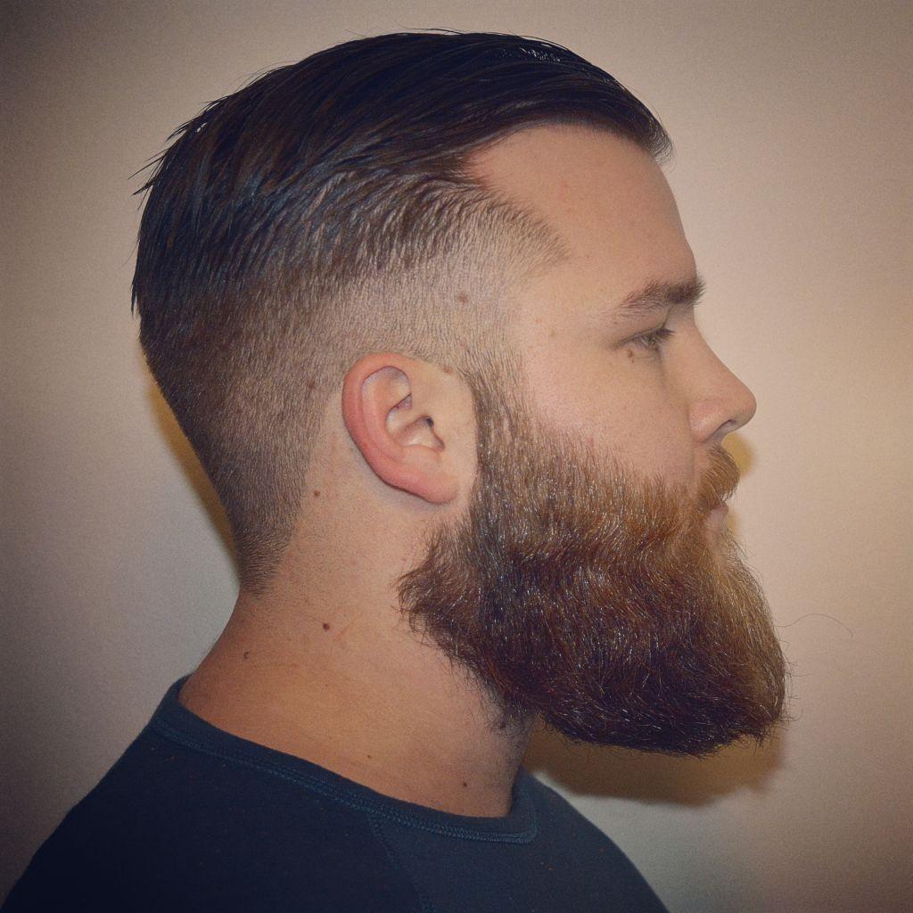 De baard van Niels Cordes