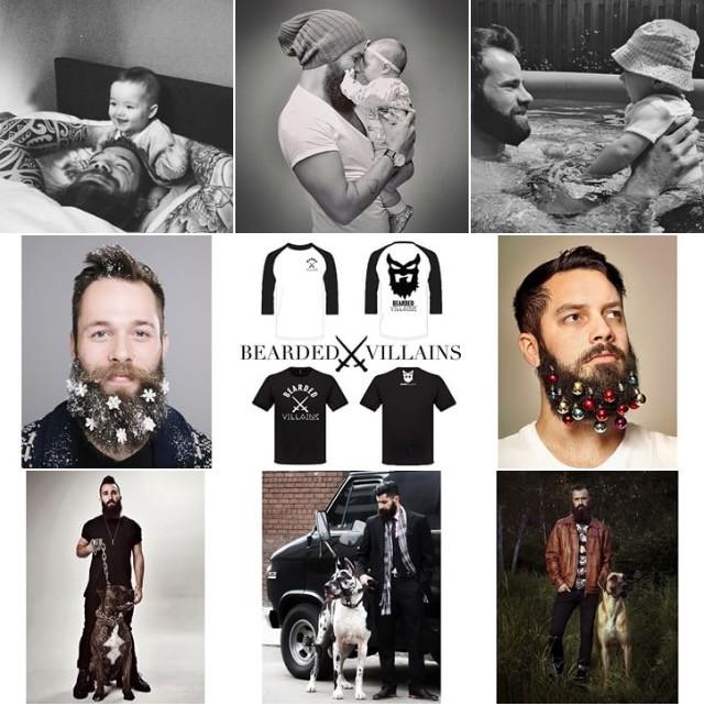 De baard van Robby Verduijn
