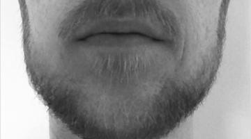 Past jouw baard in jouw ideaalplaatje