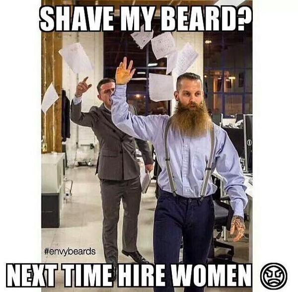 Solliciteren met een baard: ja of nee?