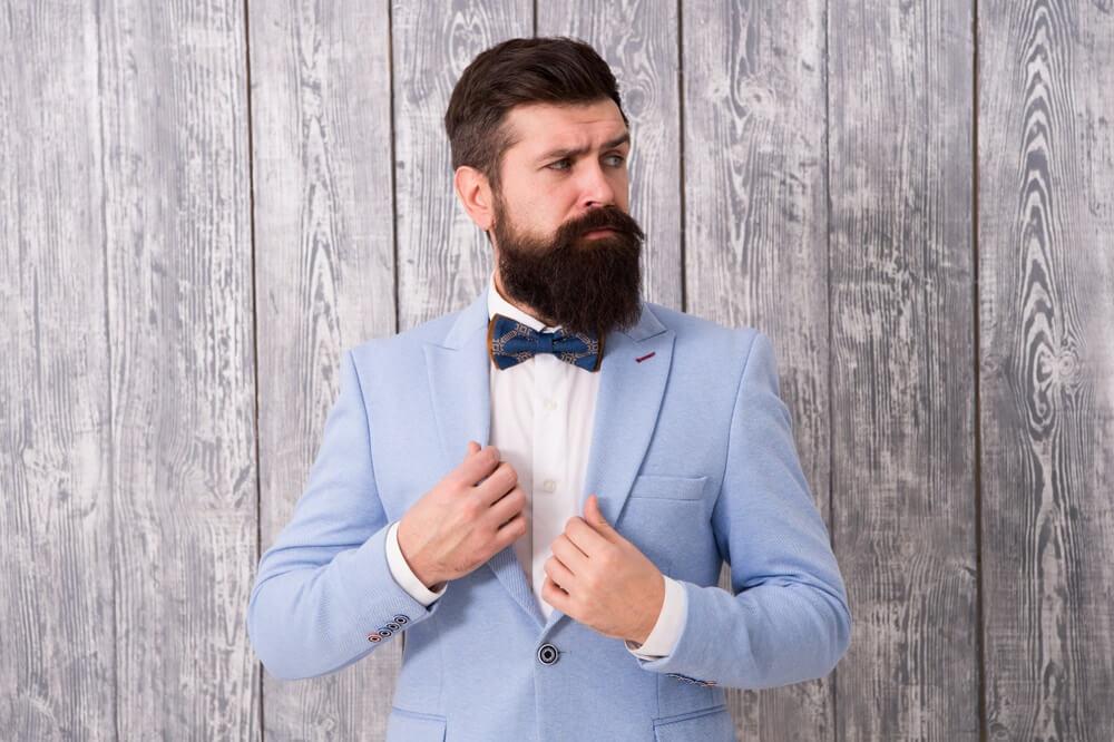 Solliciteren met een baard