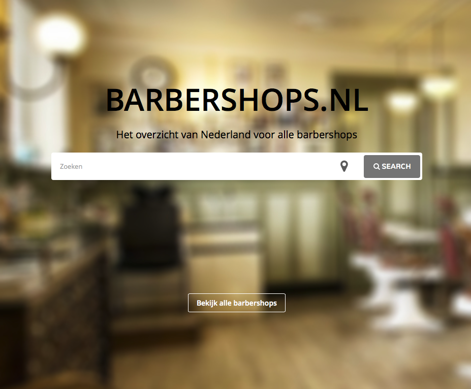 Barbershops.nl