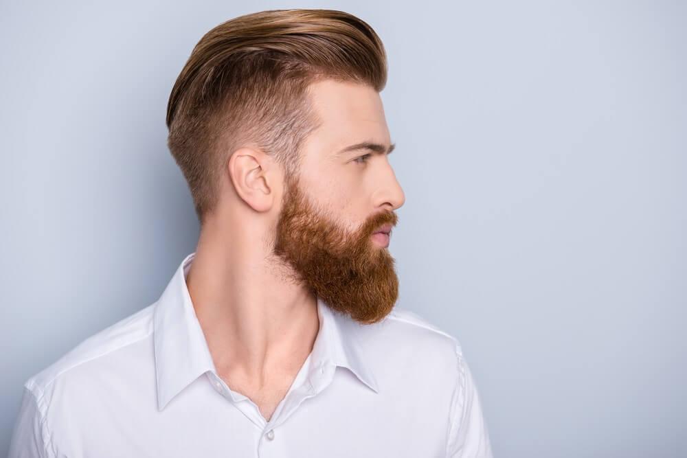Gemaakte fouten bij een baard