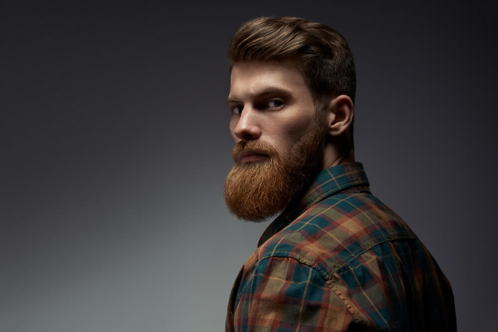 Waarom hebben mannen een baard