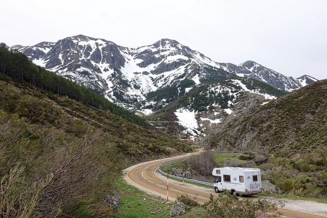 Ultieme roadtrip met camper