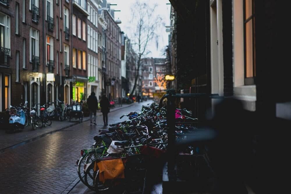 Forenzen elektrische fiets