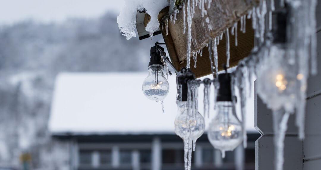 Huis winterklaar maken