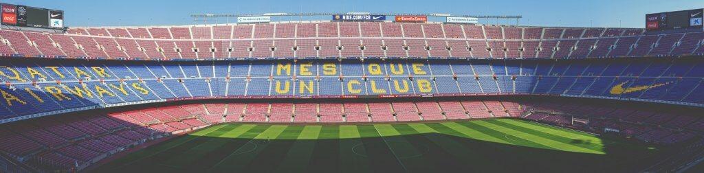 FcBarcelona stadion