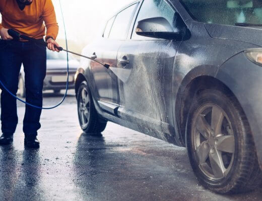 Auto schoon maken
