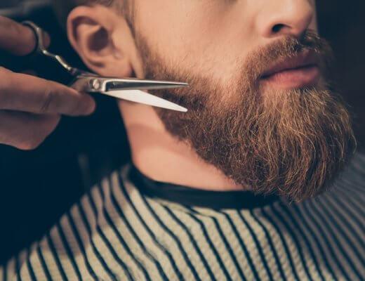 De baard bijhouden