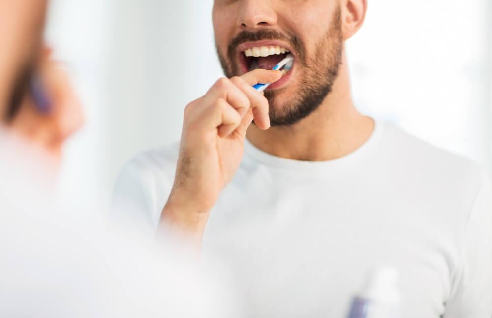 Tanden bijhouden