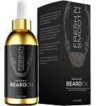 6. Fresh 'N Smooth Beard Oil