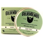 9. Golden Beards Beard Balm Arctic
