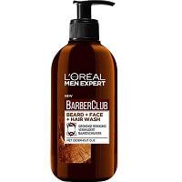 L'Oréal Men Expert BarberClub Beard + Face + Hair Wash