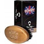 8. Ronney Wooden Beard Brush