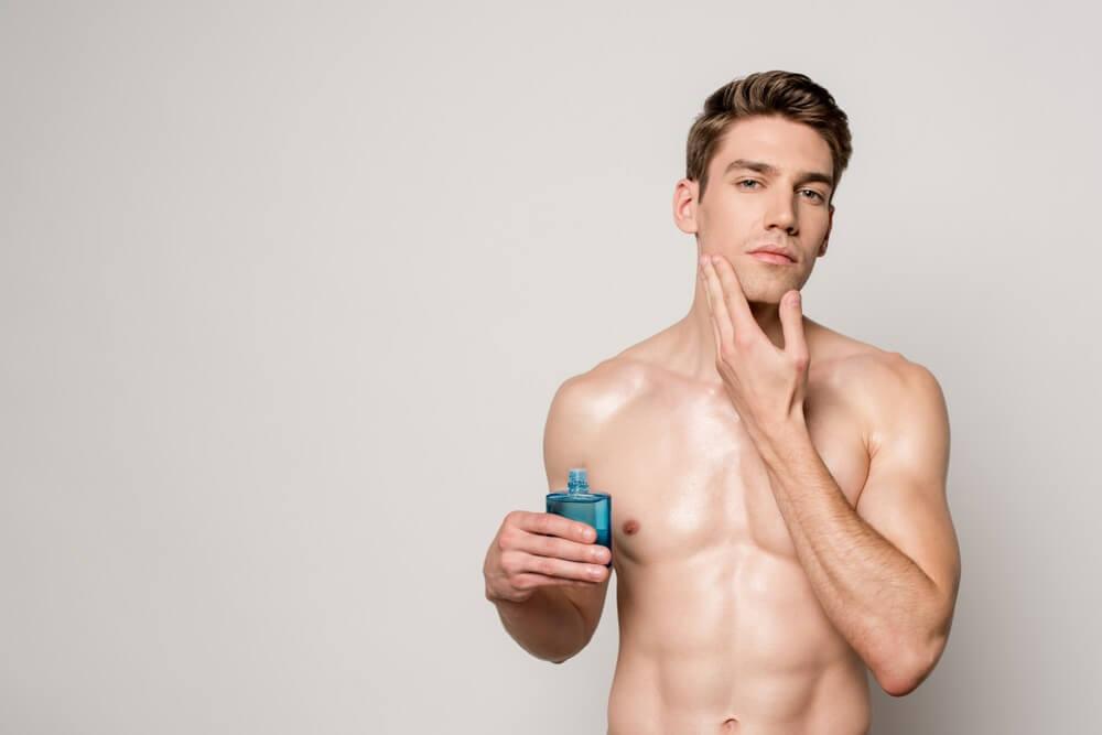 lekkere after shave