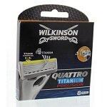6. Wilkinson Sword Quattro Titanium Precision