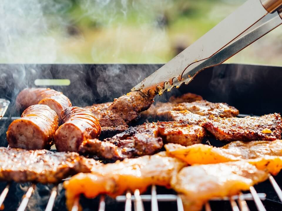 Je gedroomde barbecue